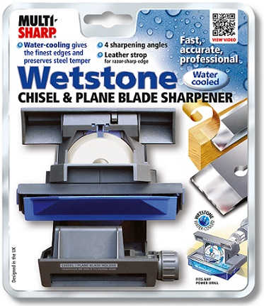 Wetstone Chisel and Plane Blade Sharpener