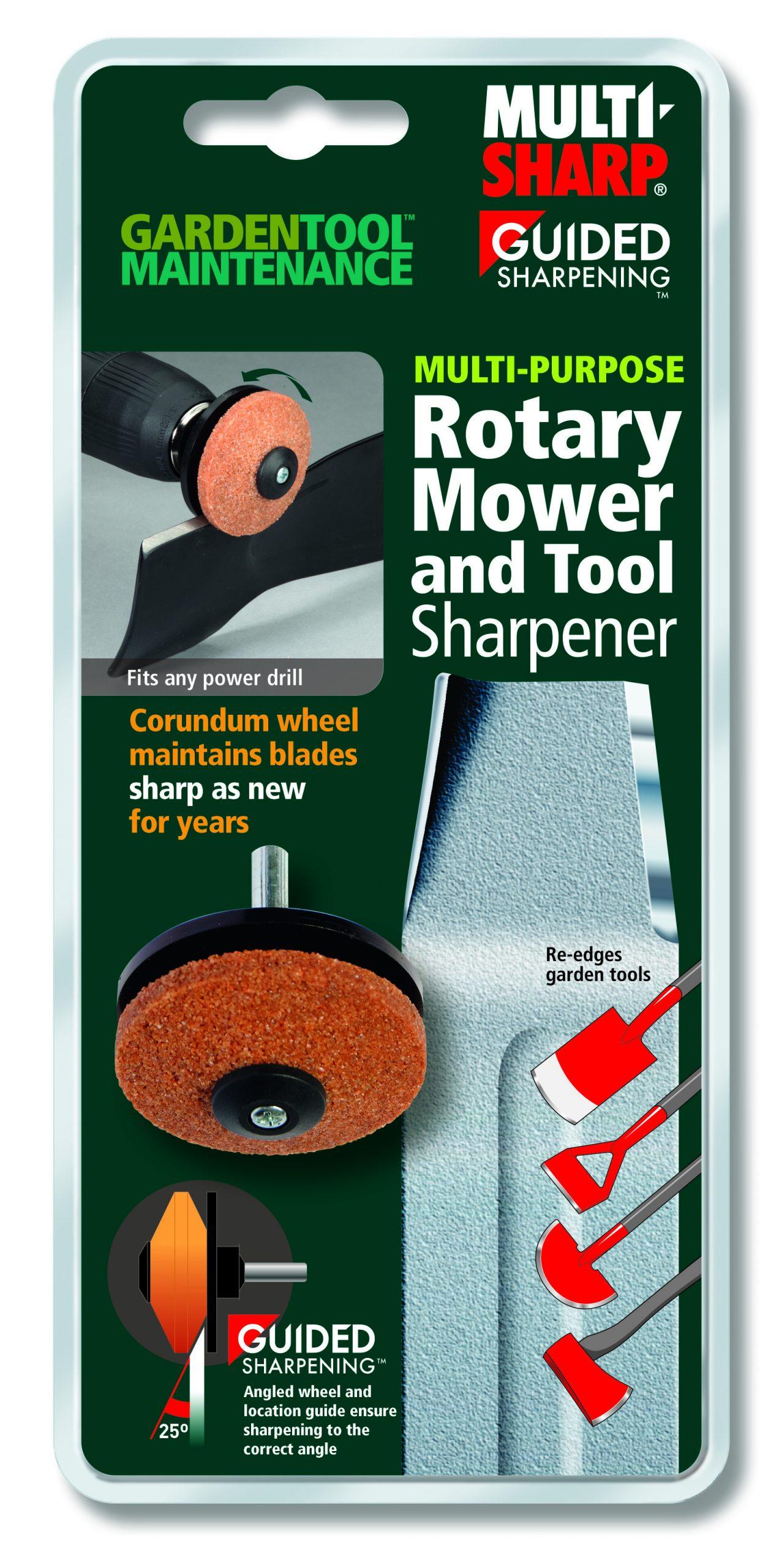 Rotary Mower Blade Sharpener